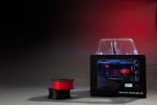 Image 1 Makerbot Replicator Desktop 3D Printer 2X