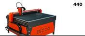 Image 1 Escco  Plasma cutting tables